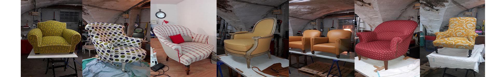 tarif fauteuil et sige tapissier - Tapissier Fauteuil